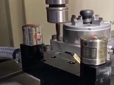 雷尼绍激光对刀仪